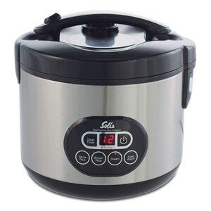 SOLIS 979.30 Rice Cooker Duo Programm Reiskocher 817