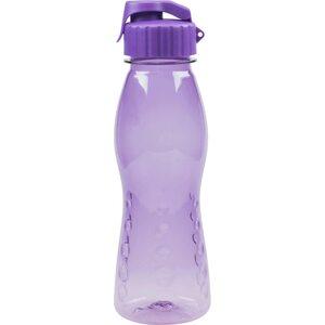 Steuber Trinkflasche Flip Top lila