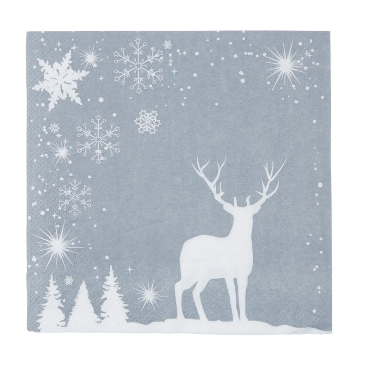 Bild 2 von KOKETT     Weihnachtsservietten