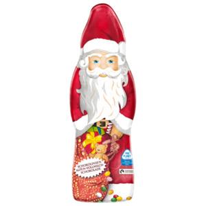 REWE Beste Wahl Weihnachtsmann mit Schokolinsen 175g