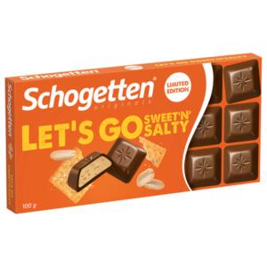 Schogetten Let's go Sweet'n'Salty 100g