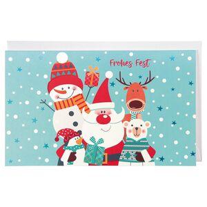 CASA Deco Weihnachtskarte