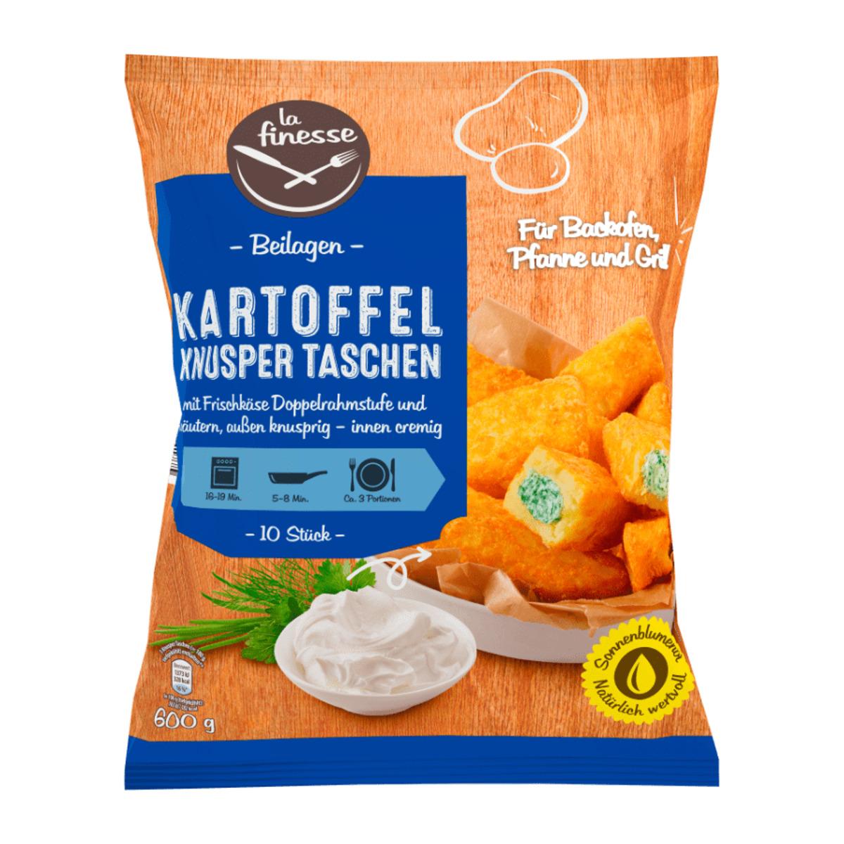 Bild 3 von LA FINESSE     Kartoffel Knusper Taschen