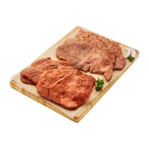 BBQ     Winterliche Steaks vom Rind