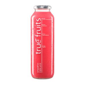 true fruits Smoothie pink