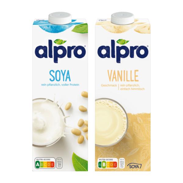 alpro Soya Drink