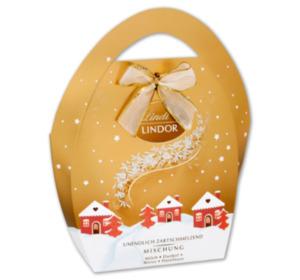 LINDT Lindor Gold Tragetasche