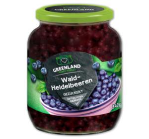 GREENLAND Heidelbeeren