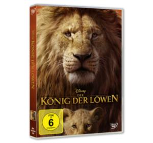 DISNEY König der Löwen DVD