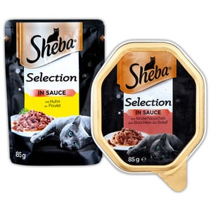 Sheba Selection in Sauce