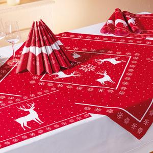 Daunasoft Weihnachts-Tischdekoration