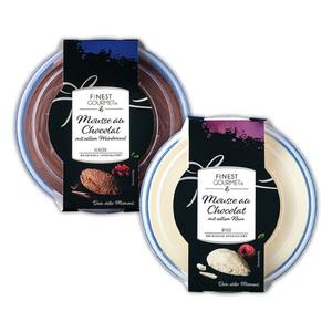 Finest Gourmet Mousse au Chocolat