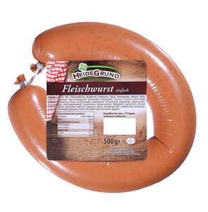 HEIDEGRUND  Fleischwurst
