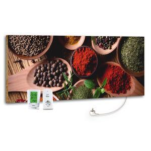 Infrarot-Heizpaneel Spice mit Thermostat