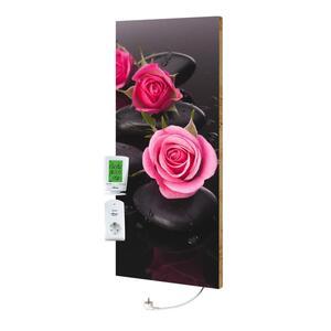 Infrarot-Heizpaneel Roses mit Thermostat