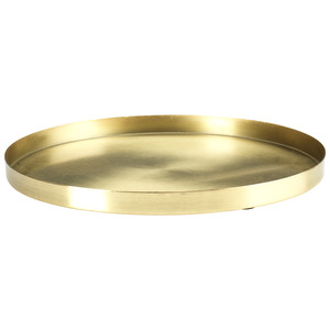 Tablett FRITS (gold)