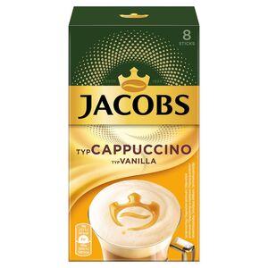 JACOBS®  Kaffee Instantgetränk Typ Cappuccino Vanilla 120 g