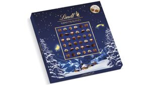 Lindt Mini Pralinen Relaunch 180g