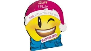 Lindt Hello Xmas Mini Emoti Adventskalender