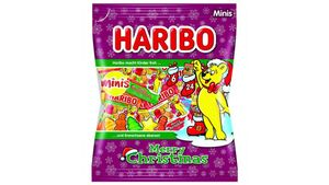 HARIBO Christmas Minis