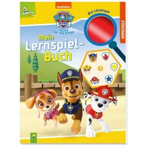 Paw Patrol Lernspielbuch