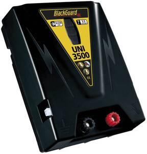Weidezaungerät UNI 3500 12/230 Volt mit Tiefenentladeschutz BlackGuard