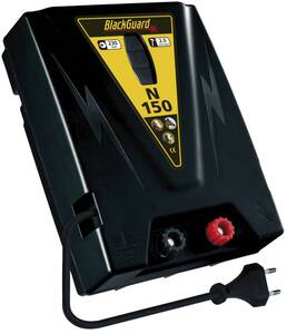 Weidezaungerät N150 230 Volt BlackGuard