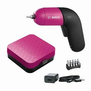 """Akku-Bohrschrauber IXO VI, 3,6 Volt """"Pink"""" Bosch"""