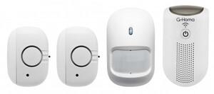 GAO G-Homa WiFi Mini-Alarm Kit ,  weiß