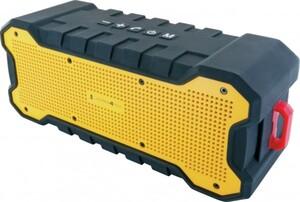 SCHWAIGER Bluetooth Lautsprecher ,  schwarz/gelb