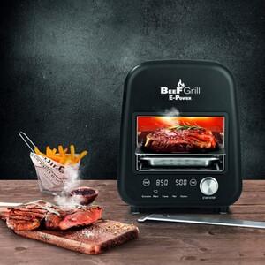Gourmetmaxx Elektro Beef Grill ,  1200 Watt, bis 850 Grad