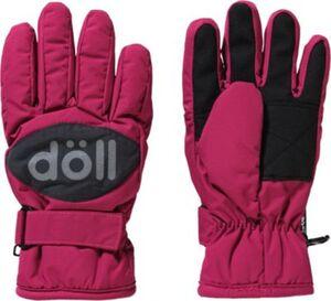 Fingerhandschuhe  pink Gr. 5 Mädchen Kinder