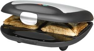 ST 710 Sandwichmaker schwarz/edelstahl