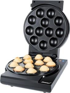 CM 3 - 3in1 Donut/Muffin/Cake Pop Maker edelstahl/schwarz