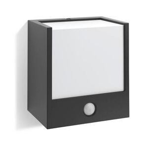Philips Mygarden led-außenwandleuchte schwarz , 173173016 Macaw , 12.7x13.7x9.1 cm , Bewegungsmelder , 003667006801