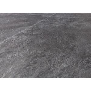 Venda Designboden dunkelgrau per paket , Ibiza , Kunststoff , 30.48x0.42x60.96 cm , matt, Dekorfolie, geprägt , abriebbeständig, antistatisch , 006251008001