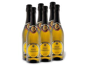 6 x 0,75-l-Flasche Weinpaket Allini Pinot Chardonnay, Schaumwein