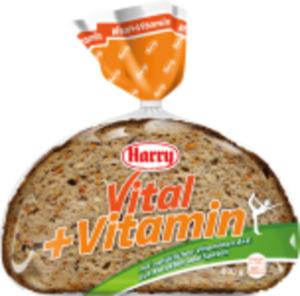 Harry Vital + Vitamin