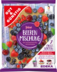 Gut & Günstig Tropische Fruchtmischung oder Beerenmischung