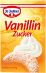Dr. Oetker Vanillinzucker