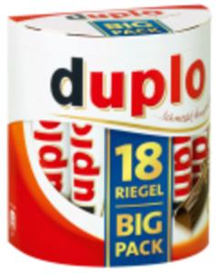 Ferrero Duplo oder Kinderriegel