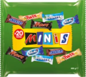 Mars Mixed Minis