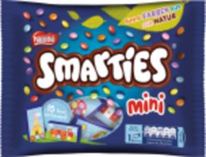 Nestlé Smarties oder Kitkat Minis