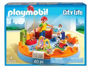 Playmobil »Krabbelgruppe«