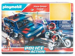 Playmobil »High-Speed Chase«