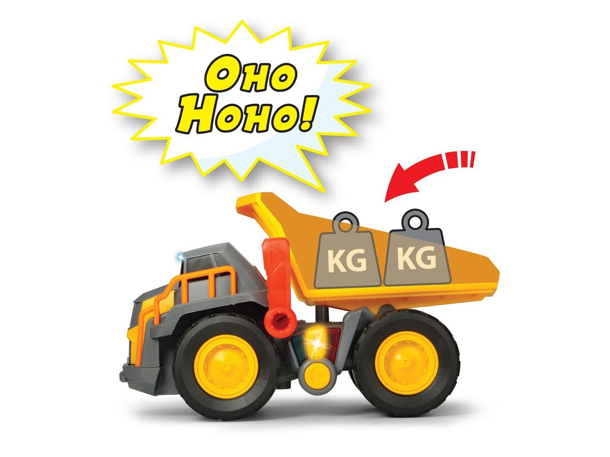 Bild 1 von DICKIE Spielzeugauto »Volvo Weight Lift Truck«