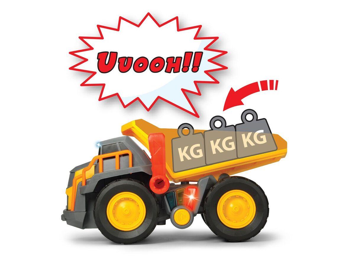Bild 2 von DICKIE Spielzeugauto »Volvo Weight Lift Truck«