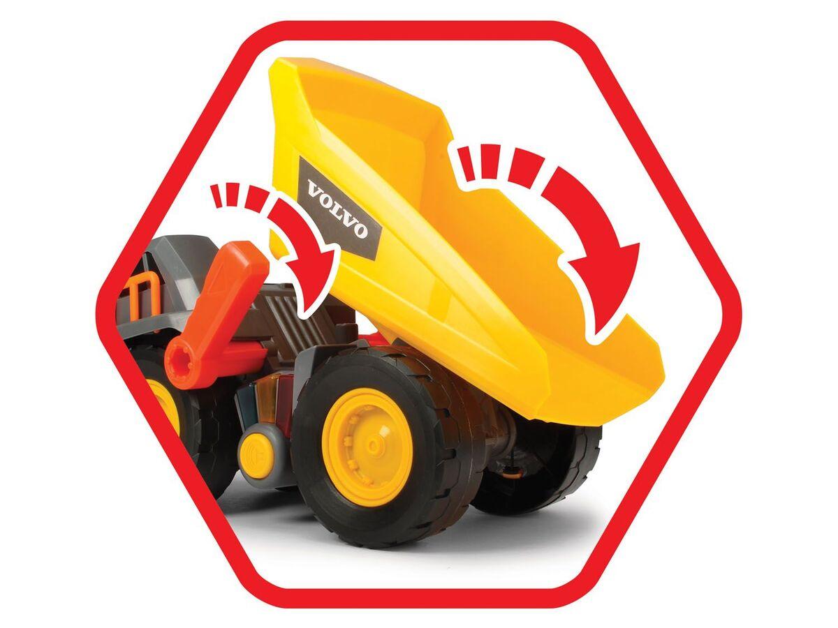 Bild 3 von DICKIE Spielzeugauto »Volvo Weight Lift Truck«