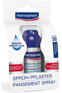 Hansaplast Sprüh-Pflaster 32,5 ml
