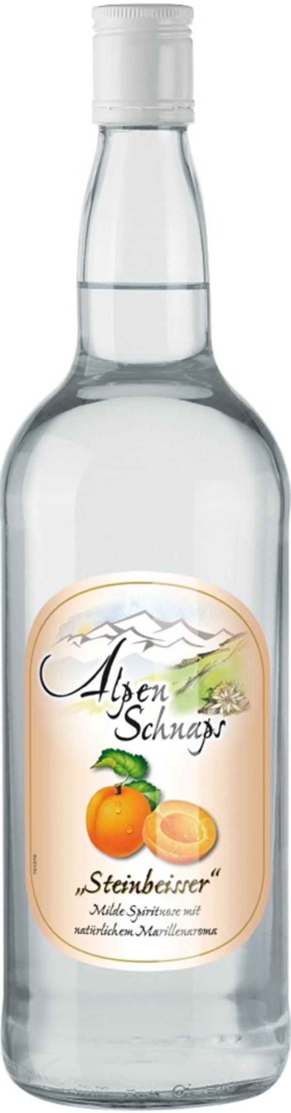 Alpenschnaps Marille 35% 1l